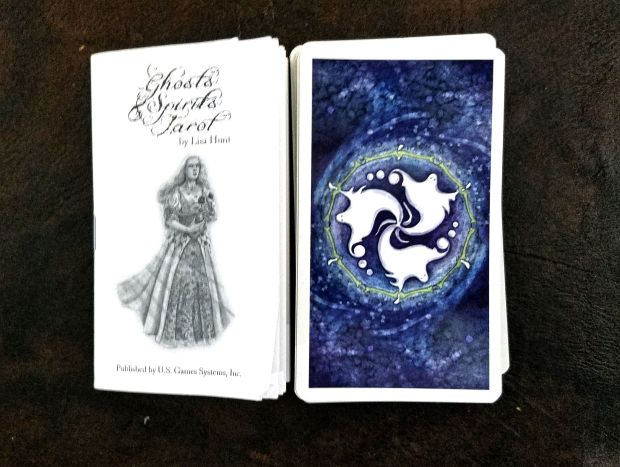 Ghost and Spirits Tarot by Lisa Hunt