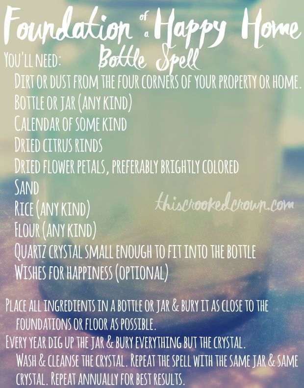 foundation-of-a-happy-home-bottle-spell