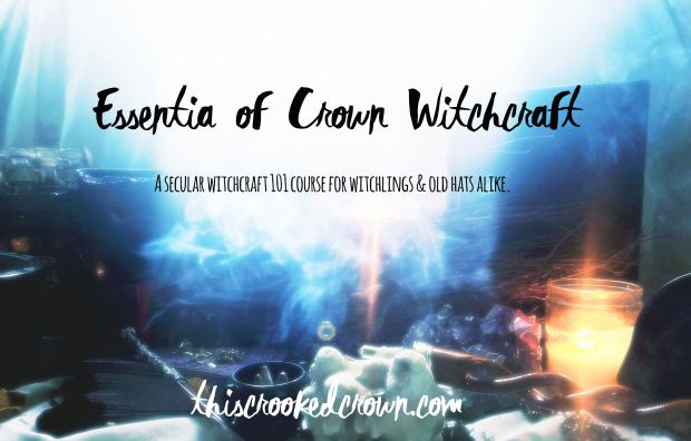 Crown Witchcraft 101 Social Media